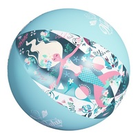 Wahu Beach: Mermaid - Beach Ball
