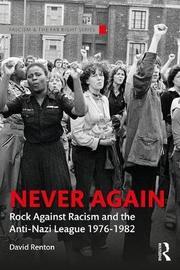Never Again by David Renton