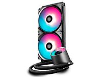 280mm Deepcool Castle 280RGB RGB AIO CPU Cooler