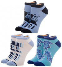 Yuri on Ice 3 Pair Ankle Socks