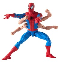 "Marvel Legends: Spider-Man (Six-Arms Ver.) - 6"" Action Figure"