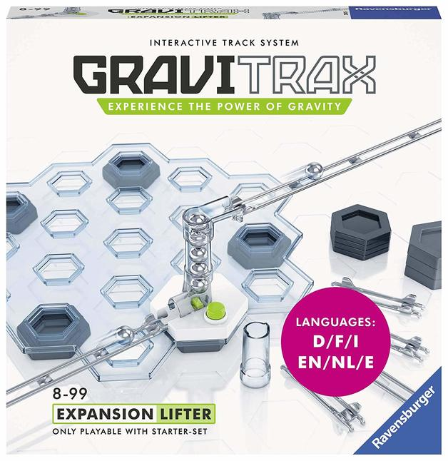 GraviTrax: Interactive Track Set - Lifter Expansion