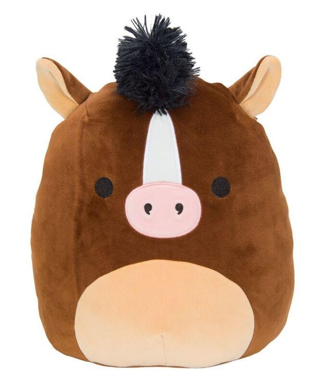 "Squishmallows 12"" Plush - Brisby the Horse"