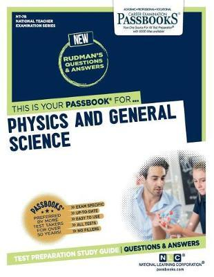 Physics and General Science by National Learning Corporation image