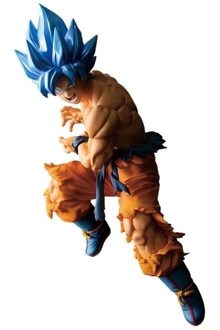 Dragon Ball: Super Saiyan Blue Goku - PVC Figure