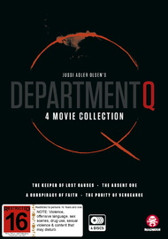 Department Q - Box Set on DVD image