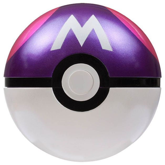 Pokemon: Moncolle Master Ball - PVC Figure