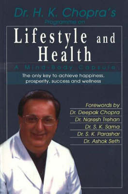 Lifestyle and Health by H.K. Chopra image