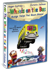 Wheels On The Bus, The - Vol. 2: Mango Helps The Moon Mouse on DVD