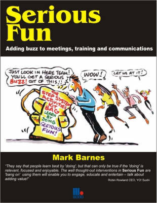 Serious Fun by Mark Barnes image