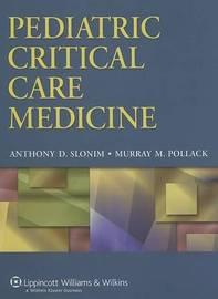Pediatric Critical Care Medicine image