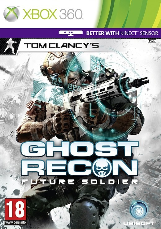 Tom Clancy's Ghost Recon: Future Soldier (Classics) for X360 image