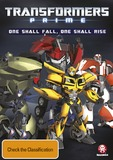 Transformers: Prime (Volume 5) - One Shall Fall, One Shall Rise on DVD