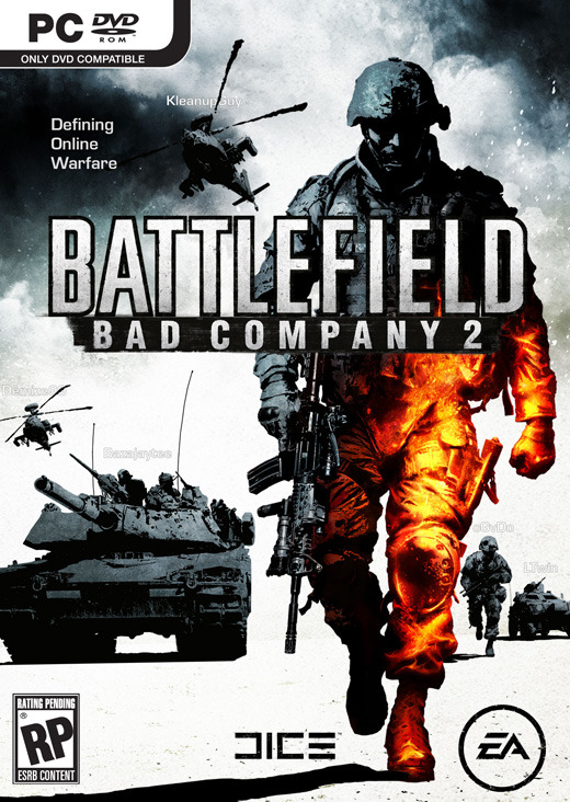 Battlefield: Bad Company 2 for PC Games