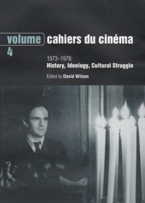 Cahiers du Cinema: Vol.4