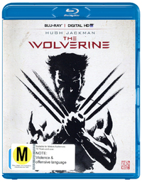 The Wolverine on Blu-ray image
