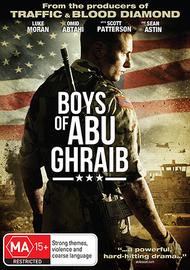 Boys of Abu Ghraib on DVD