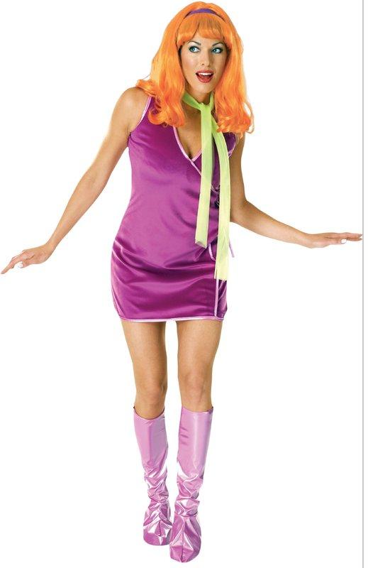 Scooby Doo Daphne Costume (Standard Size)