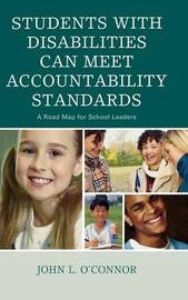 Students with Disabilities Can Meet Accountability Standards by John O'Connor image