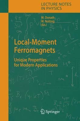Local-Moment Ferromagnets