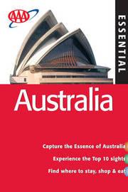 AAA Essential Australia by Anne Matthews image