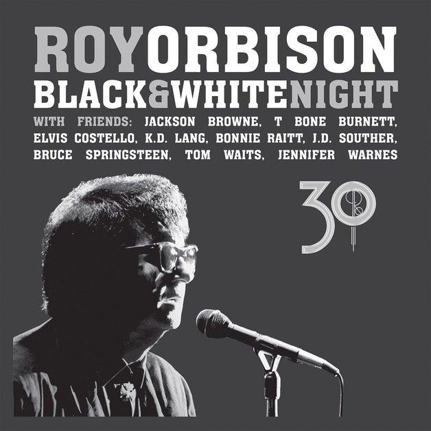 Black & White Night 30 (CD/DVD) by Roy Orbison