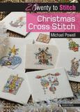 Christmas Cross Stitch by Michael Powell