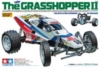 Tamiya 1:10 RC The Grasshopper II (2017) Kitset