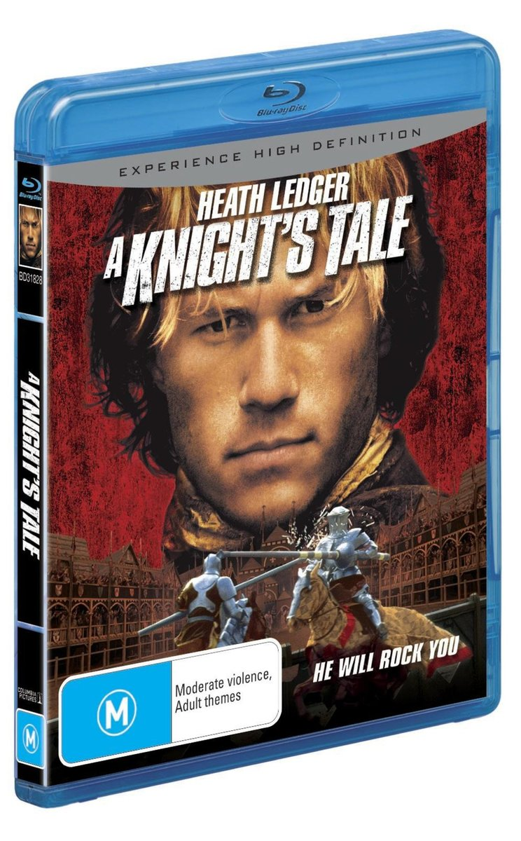 A Knight's Tale on Blu-ray image