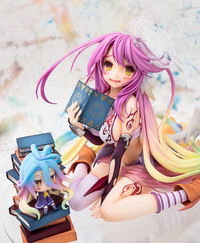 No Game No Life: 1/7 Jibril - PVC Figure