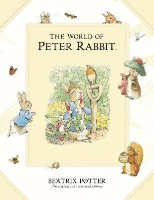 The World of Peter Rabbit Collection 1: Peter Rabbit (4 books) by Beatrix Potter