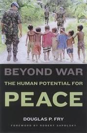 Beyond War by Douglas P. Fry image