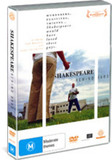 Shakespeare Behind Bars DVD