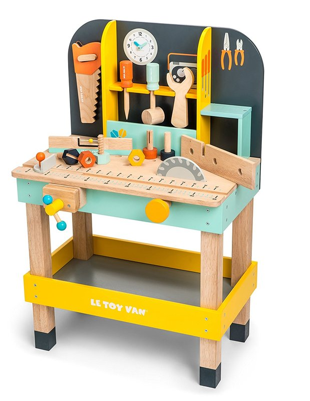 Le Toy Van: Alex's Work Bench - Roleplay Set