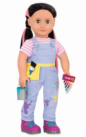 "Our Generation: 18"" Professional Doll - Carpenter Ananda"