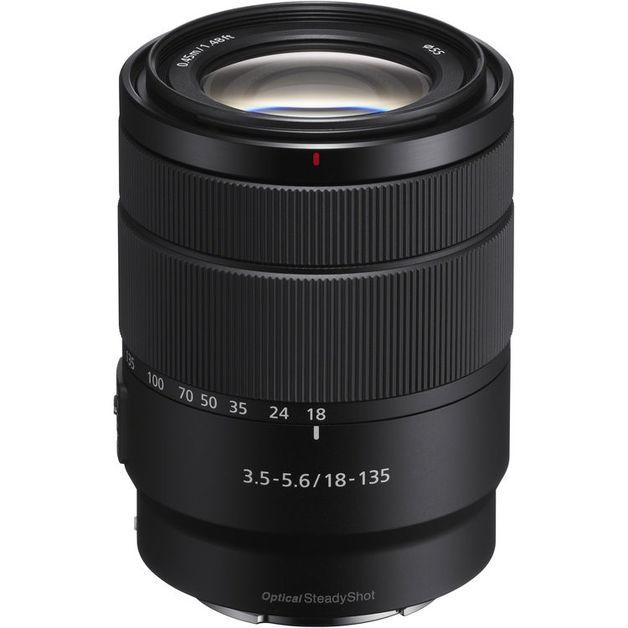 Sony Alpha SEL18135 18-135mm F3.5-5.6 OSS E Mount Lens