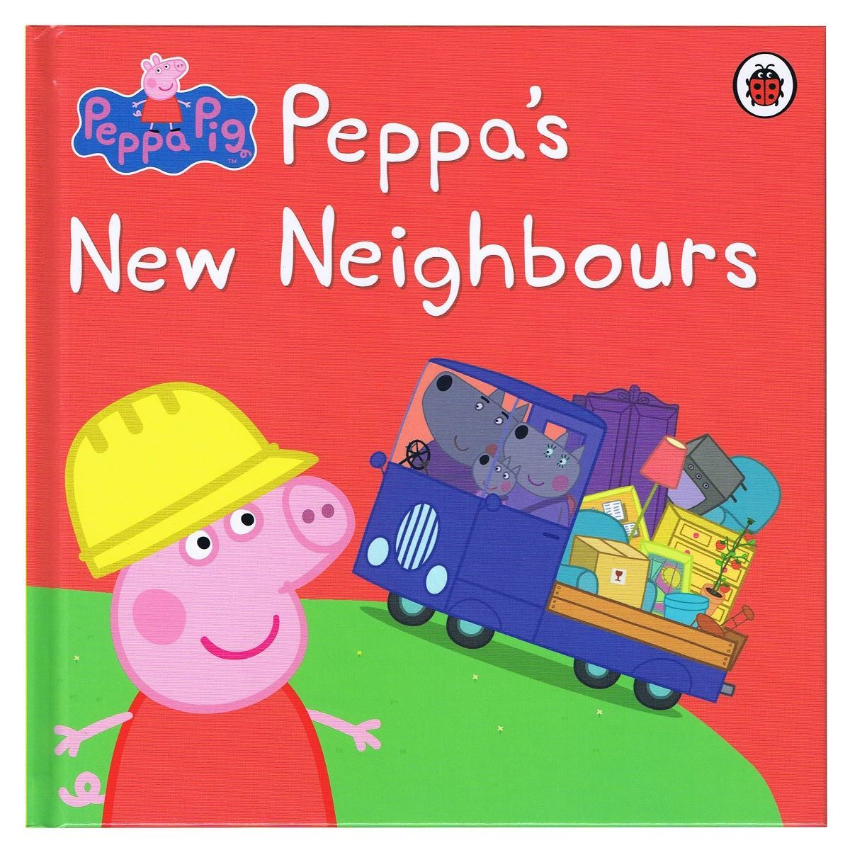 Peppa Pig – Peppa's New Neighbours image