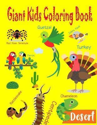 Giant Kids Coloring Book | Rebecca Jones Book | In-Stock - Buy Now ...