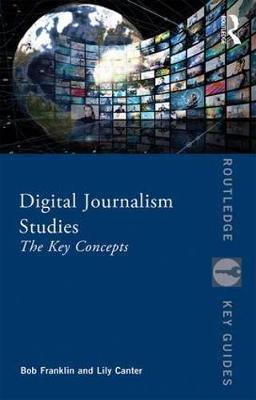 Digital Journalism Studies by Bob Franklin image