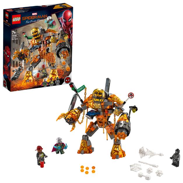 LEGO Super Heroes - Molten Man Battle (76128)