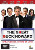 The Great Buck Howard on DVD