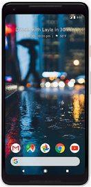 Google Pixel 2 XL 64GB - Black & White [Genuine Refurbished]