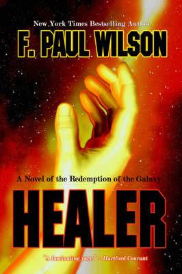 Healer by F.Paul Wilson image