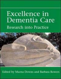 Excellence in Dementia Care by Murna Downs image