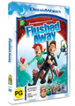 Flushed Away on DVD