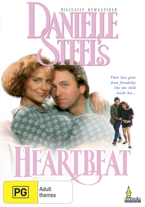 Danielle Steel's: Heartbeat on DVD image