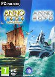 Anno Double Pack (Anno 1404 Gold + Anno 2070) for PC Games