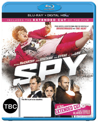 Spy on Blu-ray