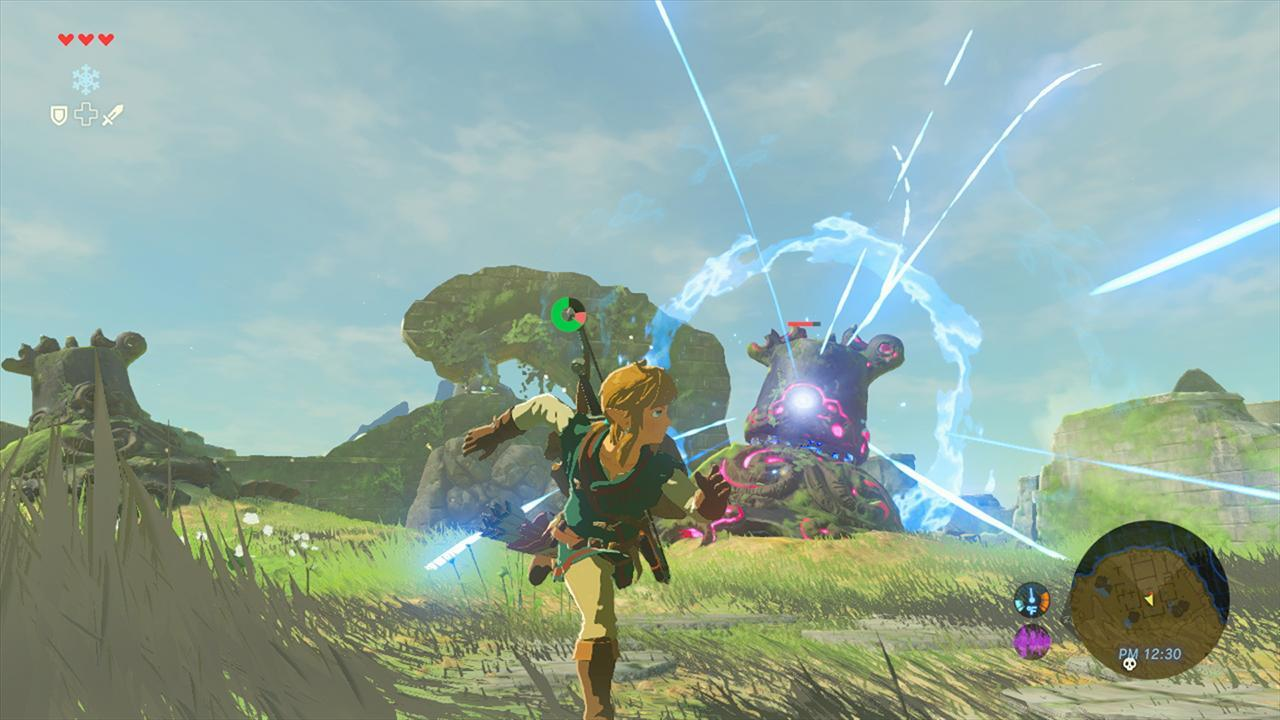 The Legend of Zelda: Breath of the Wild for Nintendo Wii U image