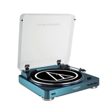Audio Technica LP60BL Belt Drive Turn Table - Blue